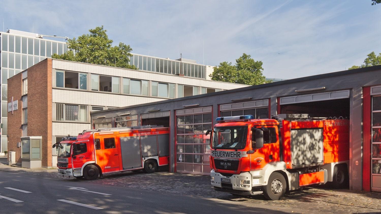 Feuerwache 4 Köln