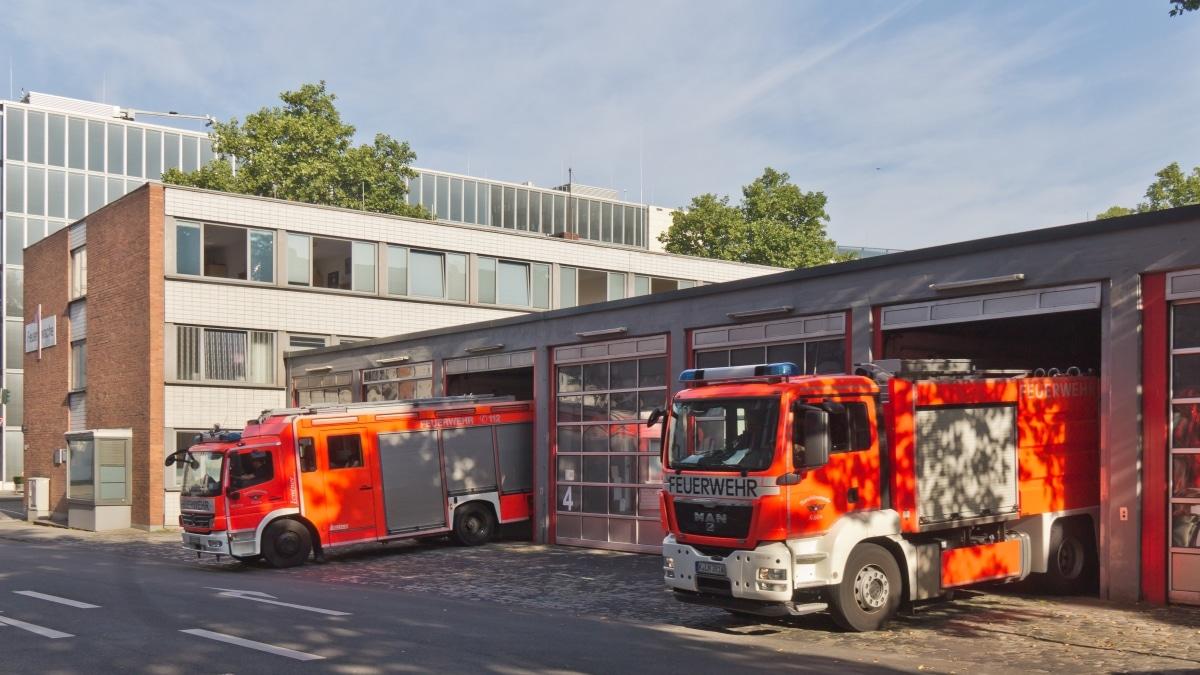 Feuerwache 10 Köln