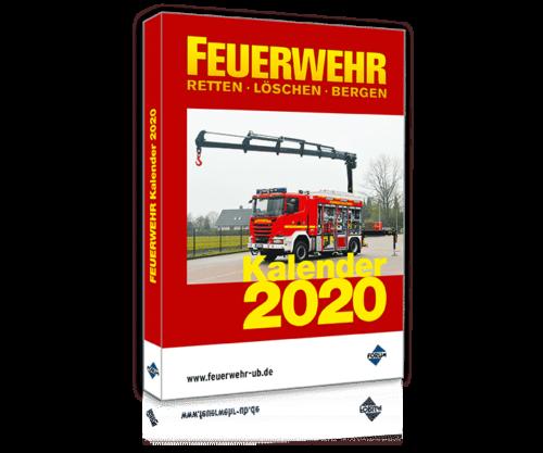 Feuerwehr-Kalender
