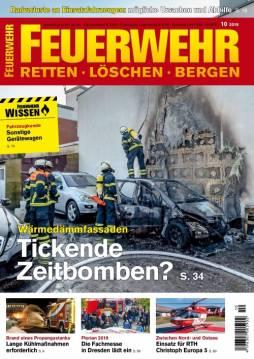 2019-10 Cover Feuerwehr