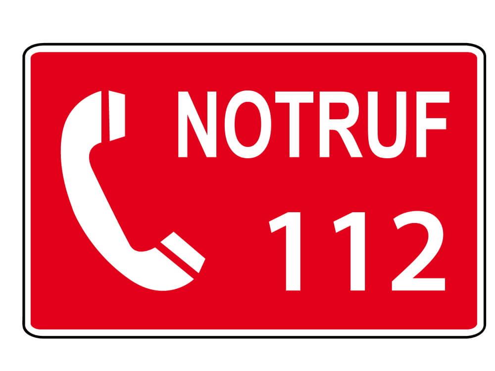 In Berlin startete am 16. August 2021 eine Informationskampagne zum verantwortungsvollen Umgang mit der Notrufnummer 112.